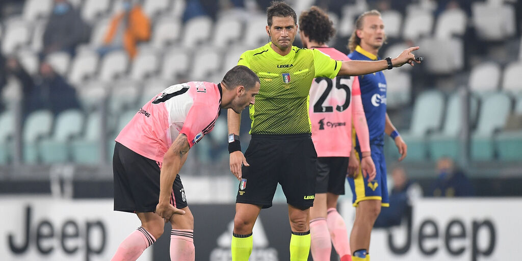 Juventus, infortunio a Bonucci: le ultime