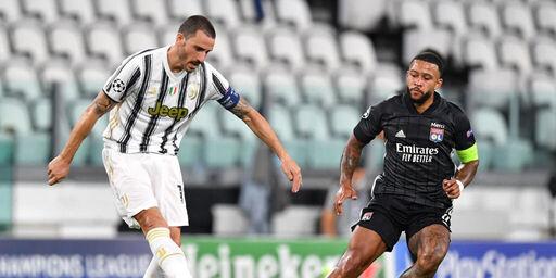Juventus: Bonucci prova il recupero lampo, le ultime (Getty Images)