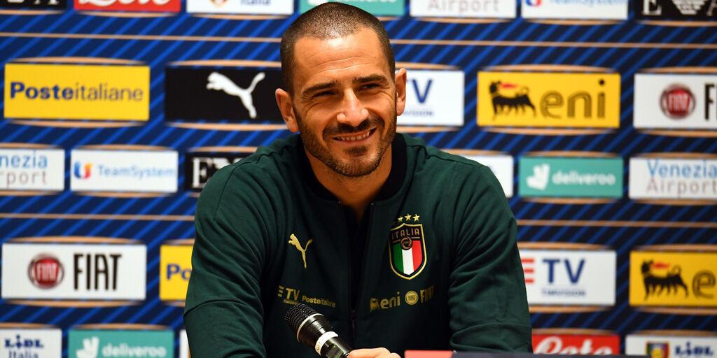 """Italia, forfait Bonucci: """"Torno a Torino, ho chiesto troppo al fisico"""" (Getty Images)"""
