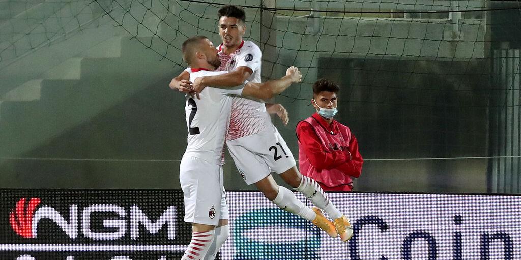 """Milan, sorride anche Brahim Diaz: """"Contento per il gol e per la vittoria"""" (Getty Images)"""