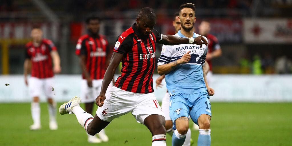 Lazio, la FIGC apre un\'indagine per i cori razzisti a Bakayoko (Getty Images)