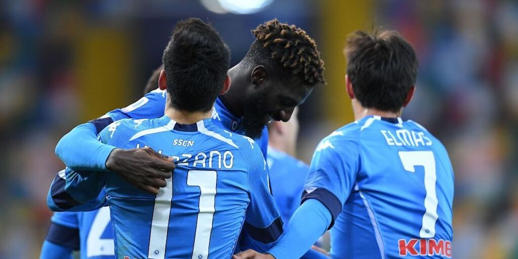 Udinese-Napoli 1-2, gol e highlights (Getty Images)