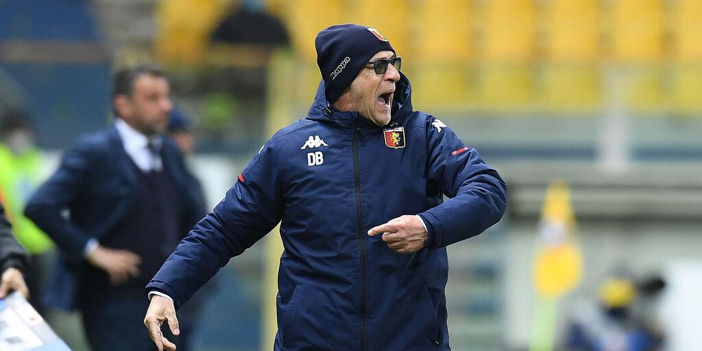 Genoa-Benevento, la conferenza di Ballardini (Getty Images)
