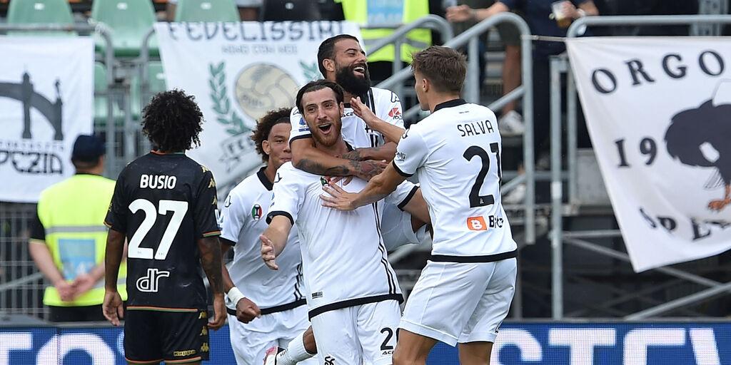 """Spezia, Bastoni: """"Gol? Ecco cosa prometto"""" (Getty Images)"""