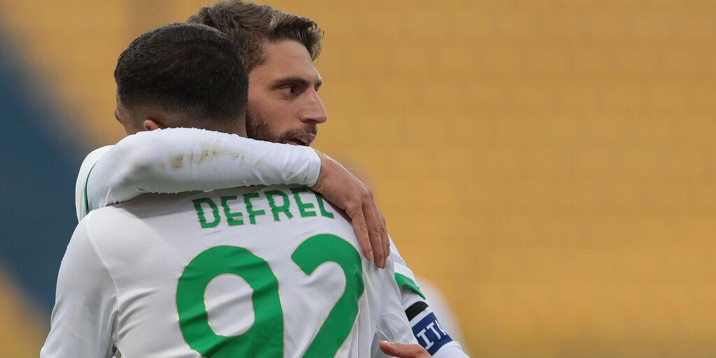 Sassuolo-Lazio 2-0, gol e highlights (Getty Images)