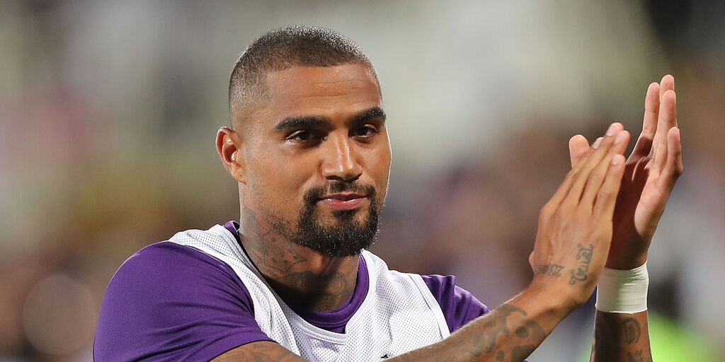 Kevin-Prince Boateng torna in Germania (Getty Images)