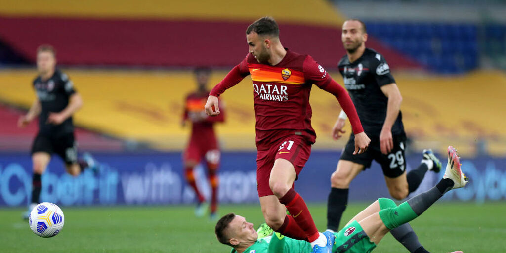 Roma-Bologna 1-0, gol e highlights (Getty Images)