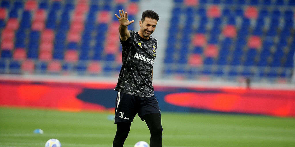 """Parma, Buffon risponde con una lettera: """"Qui il mio passato e futuro"""" (Getty Images)"""
