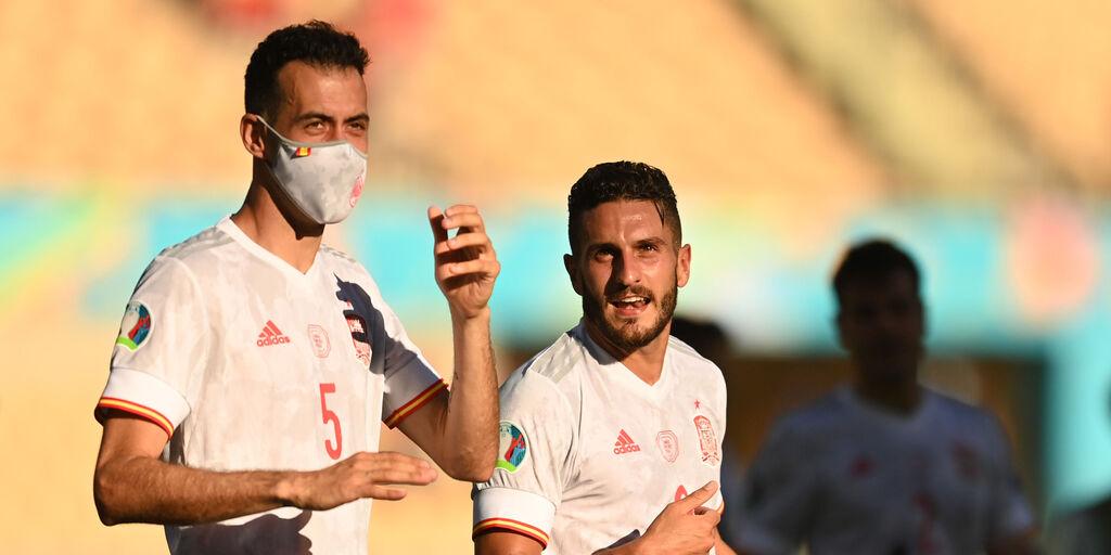 """Euro 2020, Busquets in lacrime: """"Ho superato un brutto periodo"""" (Getty Images)"""