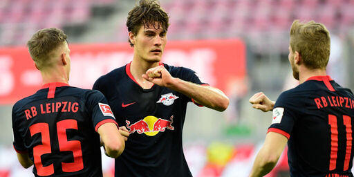 Calciomercato Roma Schick Bayer Leverkusen (Getty Images)