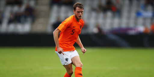 Thomas Ouwejan in nazionale (Getty Images)