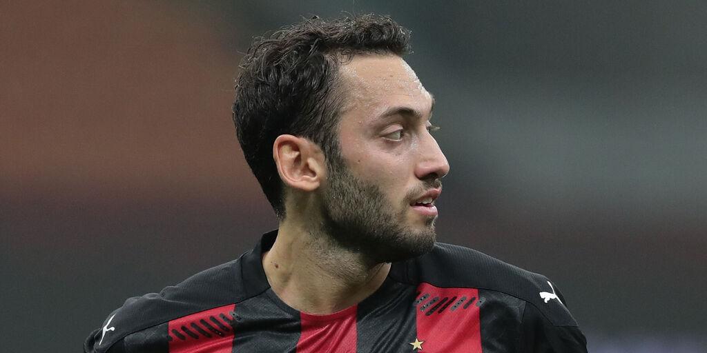 Calciomercato Inter, Calhanoglu è a Milano: domani visite e firma (Getty Images)
