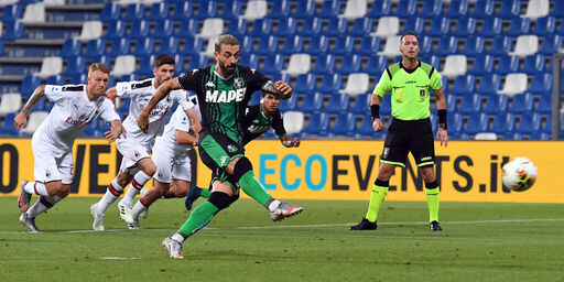 Ciccio Caputo (Getty Images)
