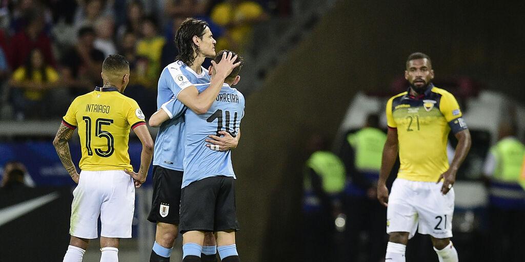 Niente Serie A (e Fantacalcio) per Torreira e Cavani, ma si alle Euroleghe (Getty Images)