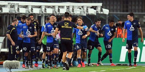 Serie B, bocciato il ricorso del Chievo: ripescato il Cosenza (Getty Images)