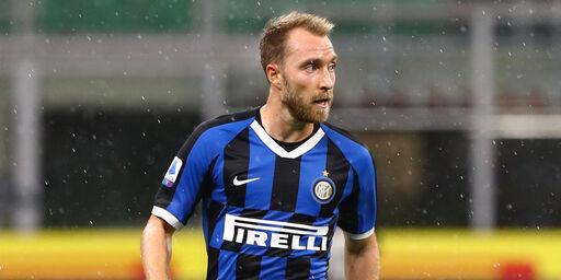 """Inter, Eriksen: """"Mi sarebbe piaciuto giocare di più. Ma..."""" (Getty Images)"""