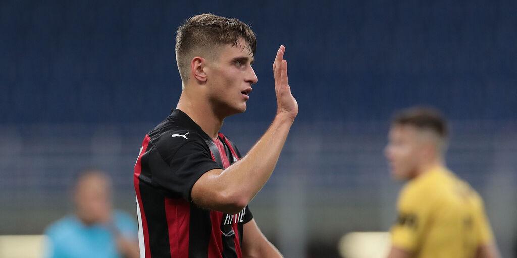 Milan-Spezia, le formazioni ufficiali (Getty Images)