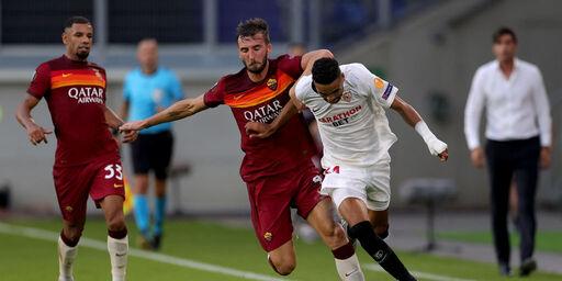 VIDEO - Siviglia-Roma 2-0: gli highlights della disfatta giallorossa in Europa League (Getty Images)