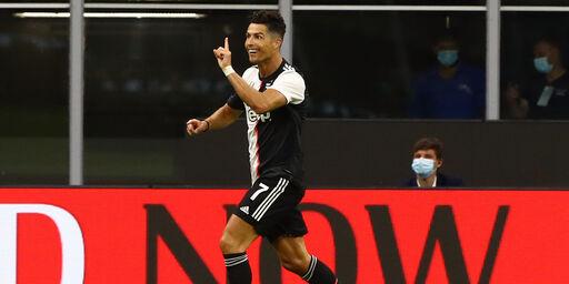 Classifica marcatori ponderata Serie A 10/07: Cristiano Ronaldo non molla (Getty Images)