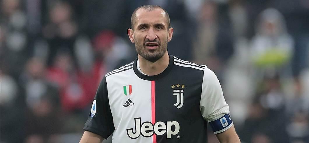 """Juventus, Chiellini: """"Voglio ricominciare al meglio e continuare a vincere"""""""