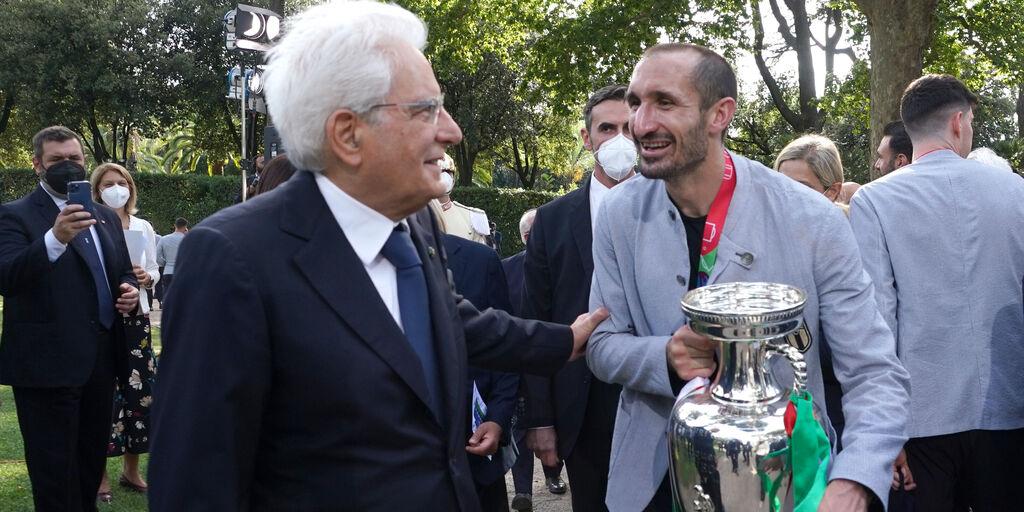 Juventus, tornano i nazionali. Per Chiellini c'è da firmare il rinnovo (Getty Images)