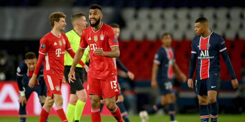 PSG-Bayern Monaco 0-1, cronaca e tabellino (Getty Images)