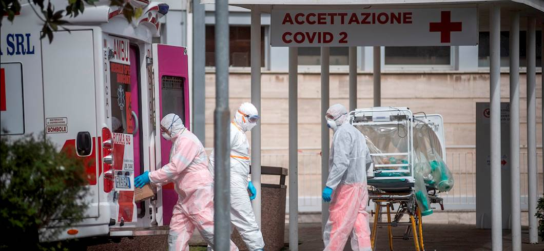 Coronavirus in Italia (Getty Images)