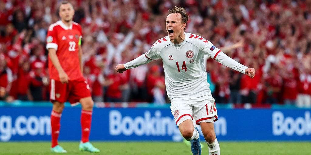 Russia-Danimarca : cronaca, tabellino e voti per il Fantacalcio (Getty Images)
