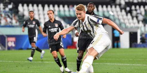 """Juventus, De Ligt: """"Adesso dovrò operarmi alla spalla"""" (Getty Images)"""