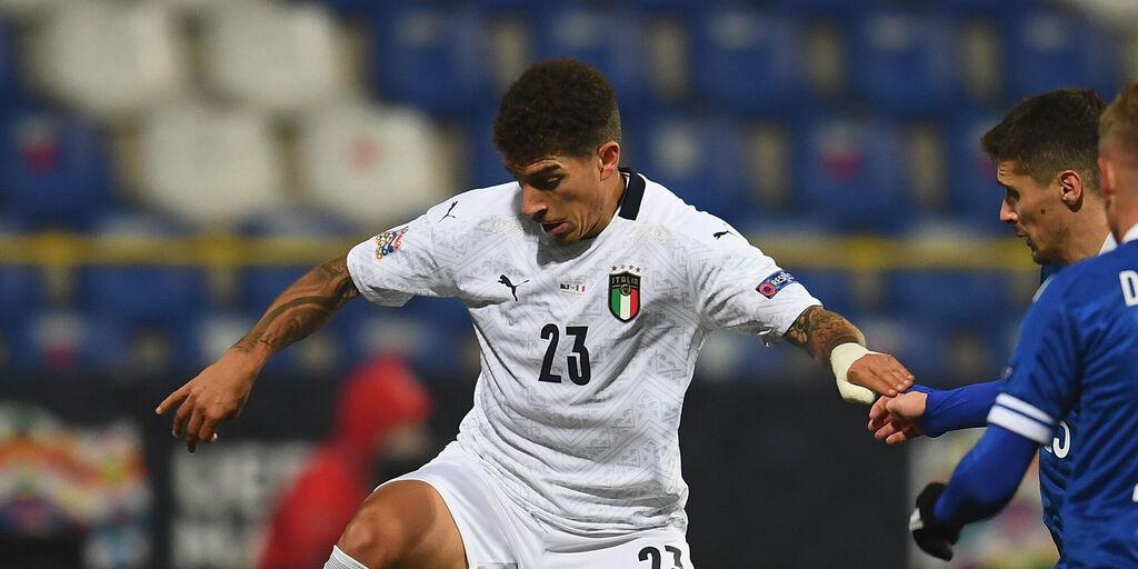 """Italia, Di Lorenzo: """"Non esistono gare semplici, vogliamo arrivare in fondo"""" (Getty Images)"""