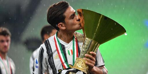 Calciomercato Juventus Dybala Real Madrid (Getty Images)