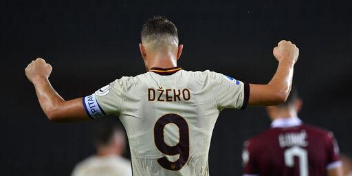 Calciomercato Inter, è Dzeko il vice-Lukaku (Getty Images)