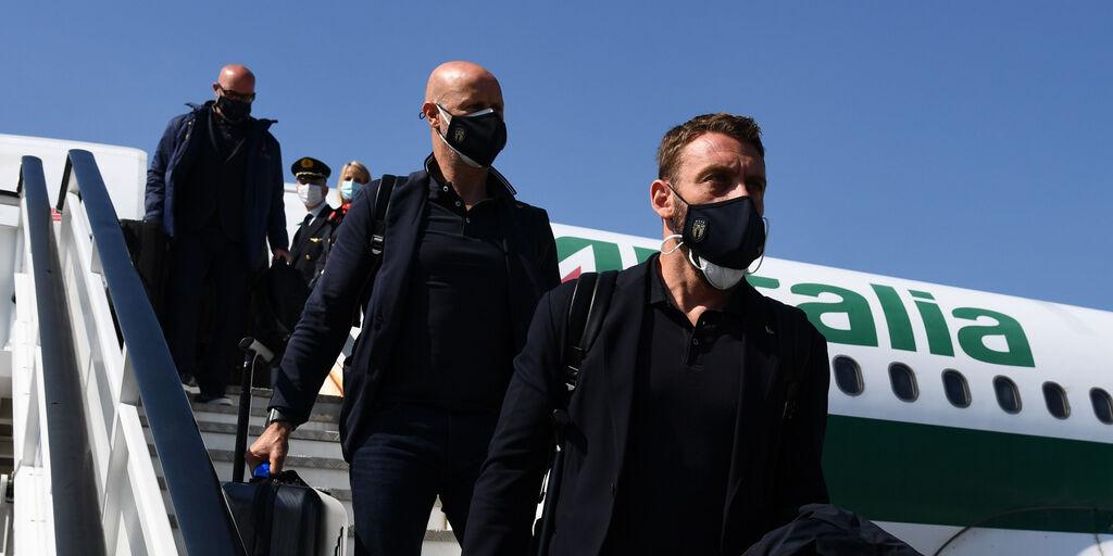 Daniele De Rossi dimesso dallo Spallanzani  (Getty Images)