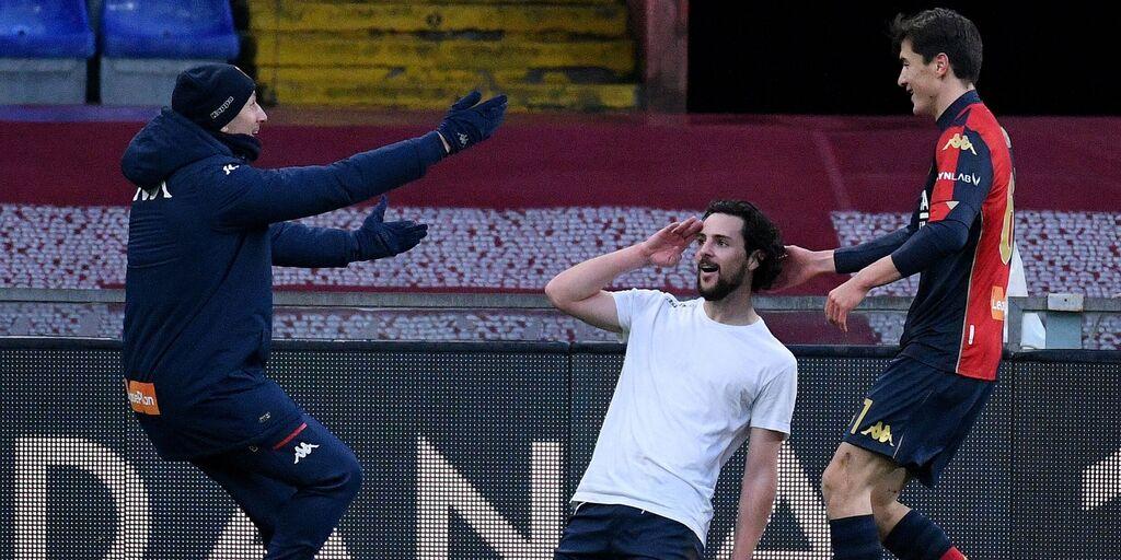Genoa-Lazio 1-1: gol e highlights (Getty Images)