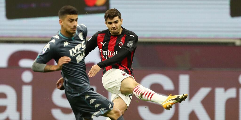 Milan, provato Diaz al fianco di Ibra. Le ultime da Milanello (Getty Images)