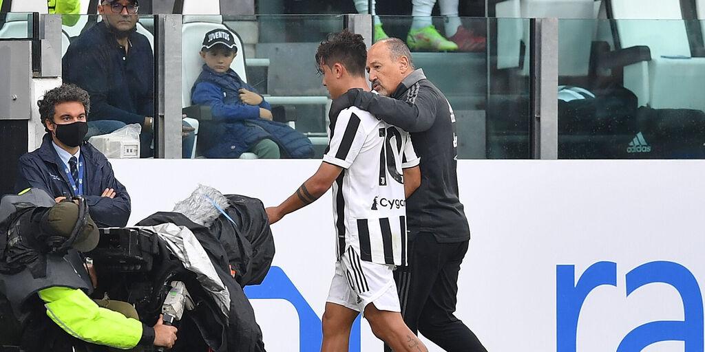 Juventus, l\'esito degli esami per Dybala e Morata dopo l\'infortunio (Getty Images)