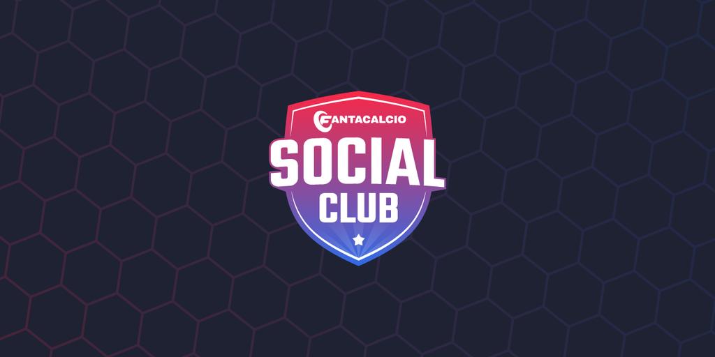 #FantacalcioSocialClub: la Social-Lega più grande d'Italia ha inizio!