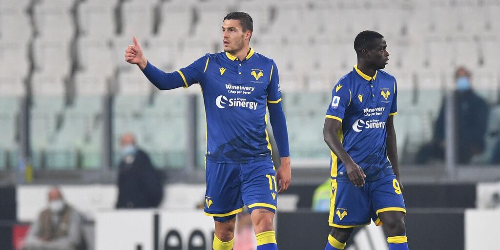 Fantacalcio: Favilli, che sfortuna. I 10 minuti dello Stadium e come cambia il Verona (Getty Images)