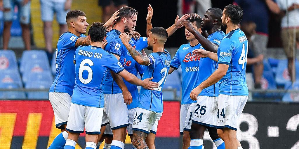Sampdoria-Napoli: le probabili formazioni per il Fantacalcio e dove vederla in TV (Getty Images)