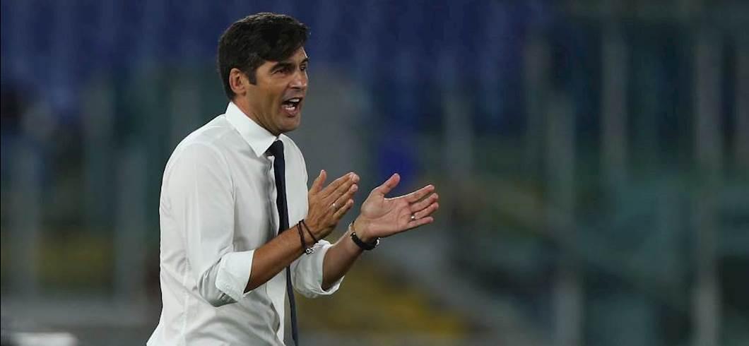 Europa League, Roma-Braga: Fonseca in conferenza stampa (Getty Images)