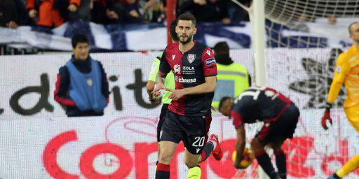 Cagliari, buone notizie per Zenga: Ceppitelli e Pereiro in gruppo (Getty Images)