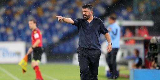 Calciomercato Napoli, incontro in arrivo con Gattuso per il rinnovo