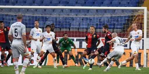 Genoa o Lecce: chi andrà in Serie B? Ecco tutti gli scenari (Getty Images)