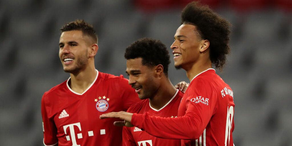 EUROLEGHE - Bayern spaventoso: umiliato lo Schalke! (Getty Images)
