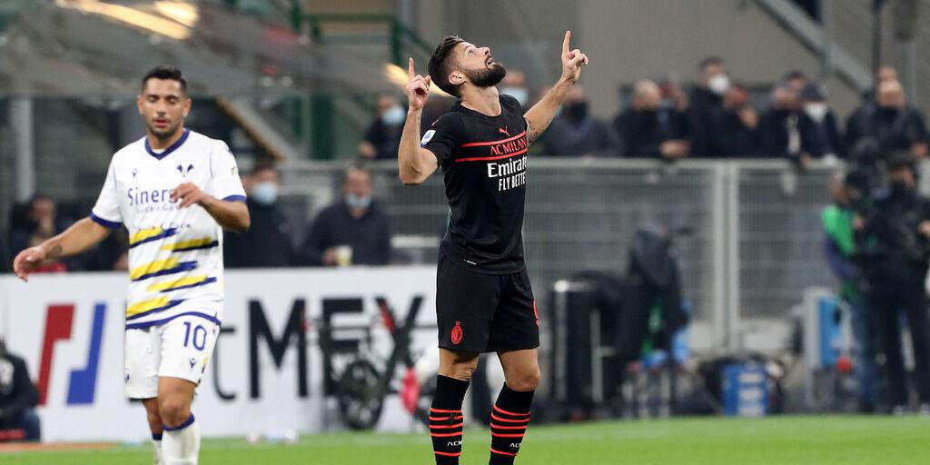 Milan - Verona 3-2: cronaca, tabellino e voti del fantacalcio (Getty Images)