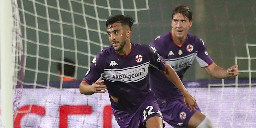 Fiorentina: Nico Gonzalez squalificato per un solo turno (Getty Images)