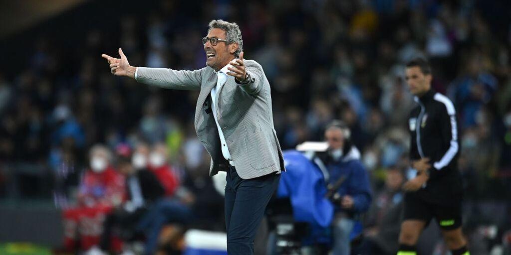 Roma-Udinese, le parole di Gotti (Getty Images)