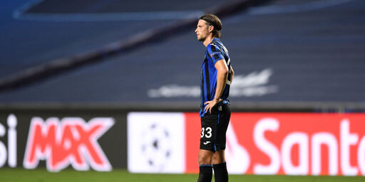 Atalanta, Hateboer in dubbio per la Lazio (Getty Images)