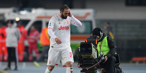 Higuain (Getty Images)