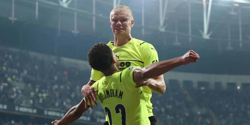 Borussia Dortmund, Haaland via a giugno. Si prepara l'erede: in lista Werner (Getty Images)
